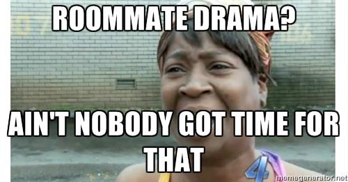RoommateDramaMeme