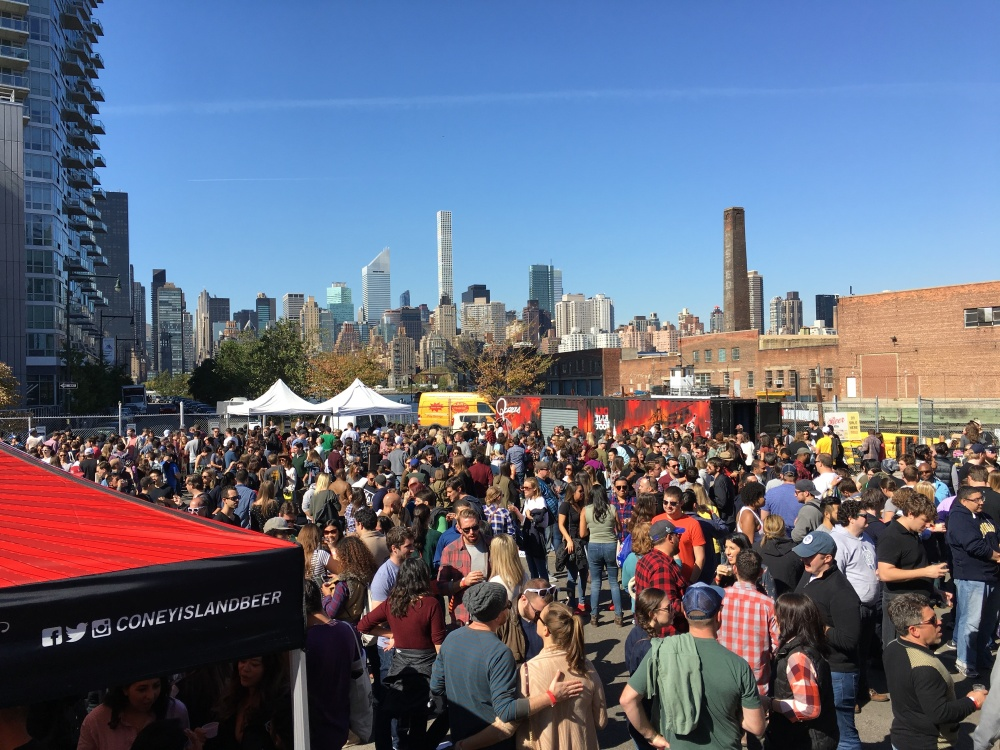LIC Flea and Food